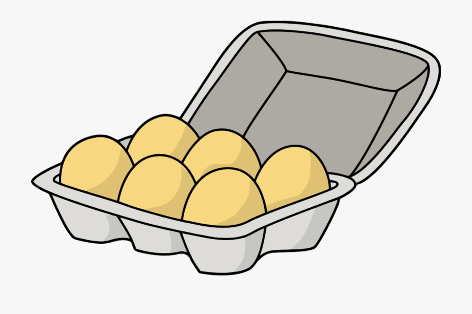 Animated eggs clipart