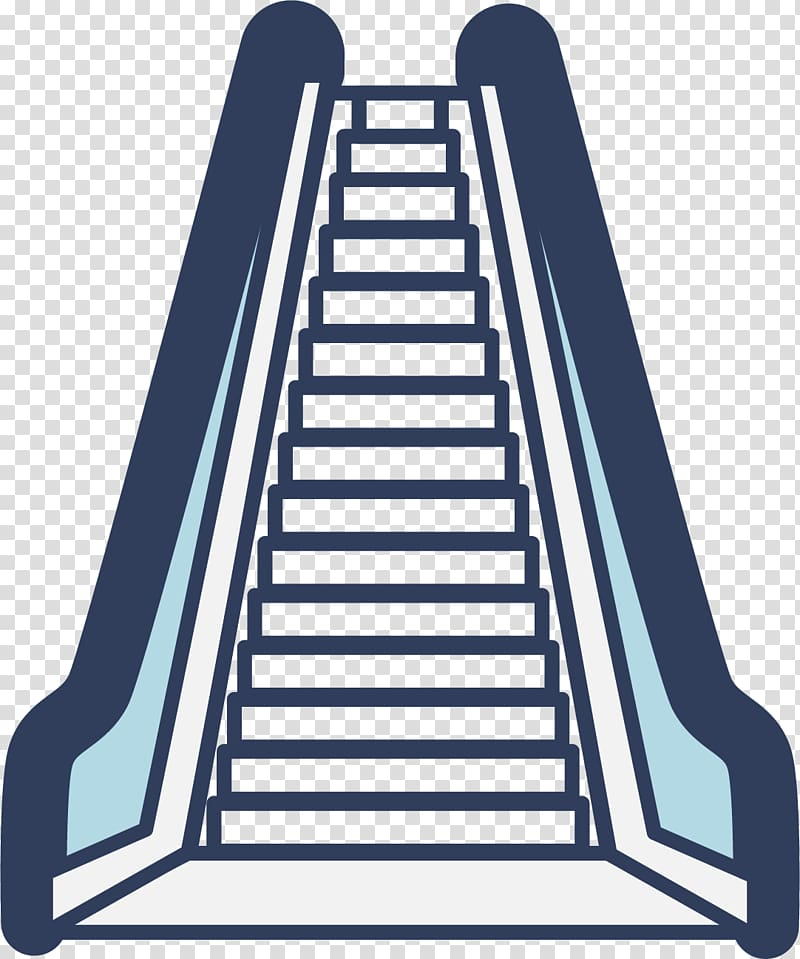 Animated elevator clipart clipart transparent library Escalator Stairs Elevator, Cartoon escalator transparent background ... clipart transparent library