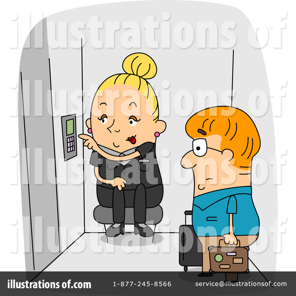 Animated elevator clipart freeuse library Elevator Clipart #1067683 - Illustration by BNP Design Studio freeuse library