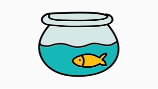 Animated fish bowl clipart jpg transparent HD & 4K Fish Bowl Storyblocks Videos: Royalty-Free Fish Bowl Stock ... jpg transparent