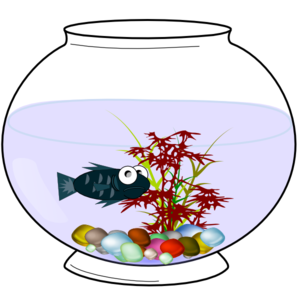 Animated fish bowl clipart svg library download Fishbowl Clip Art at Clker.com - vector clip art online, royalty ... svg library download