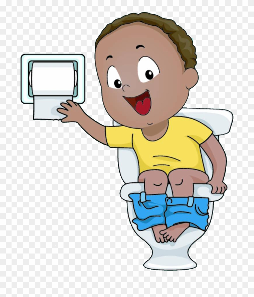 Sit safe clipart clip library library Potty Clipart Clip Art - Sitting On Toilet Cartoon - Png Download ... clip library library