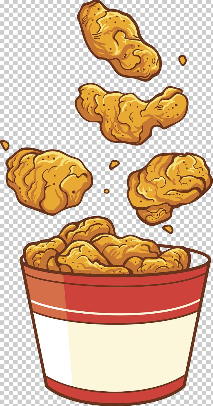 Fried chicken cartoon clipart png royalty free download Hamburger Fried Chicken Fast Food French Fries PNG, Clipart, Buffalo ... png royalty free download