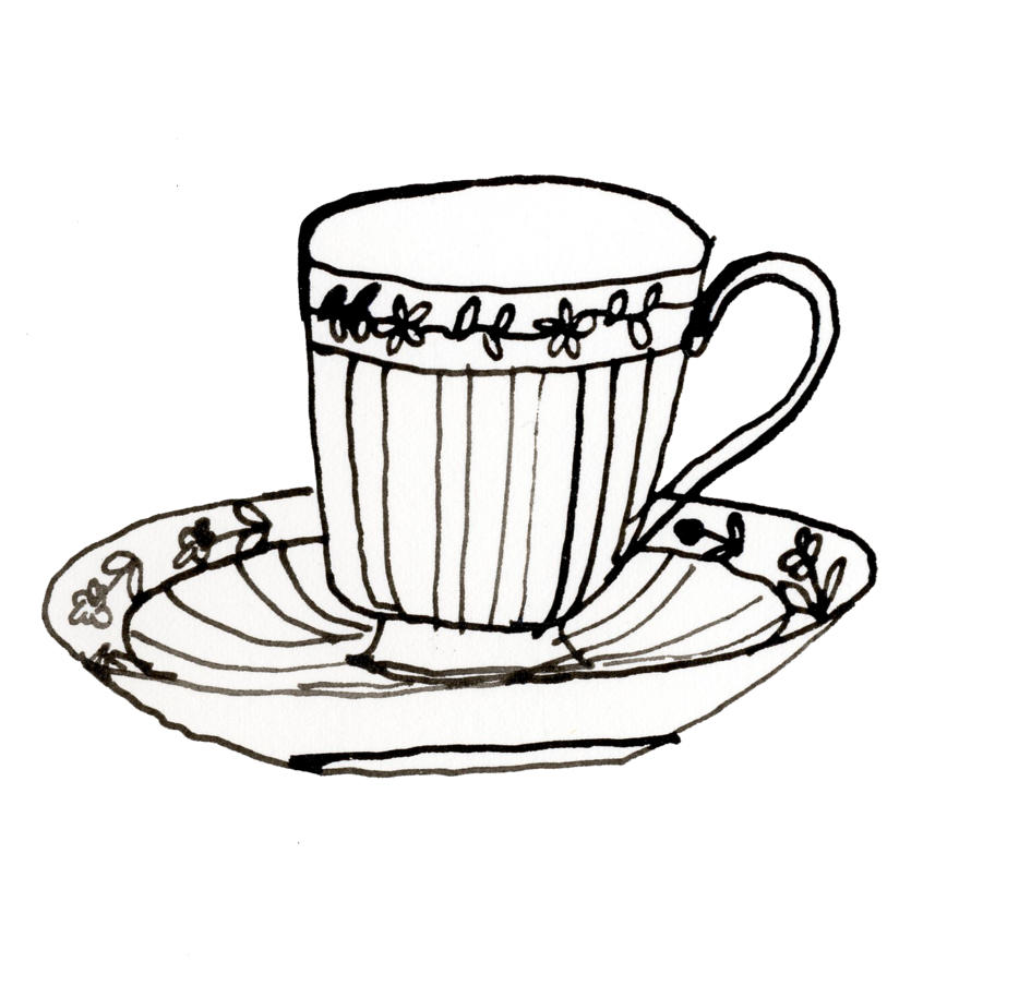 Animated glitter teacup and saucer clipart transparent background jpg library library HD Cup Of Tea , Png Download - Saucer , Free Unlimited Download ... jpg library library