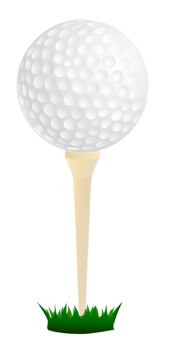 Animated golf ball clipart picture library library Golf ball free golf clipart and animations - Clipartix picture library library