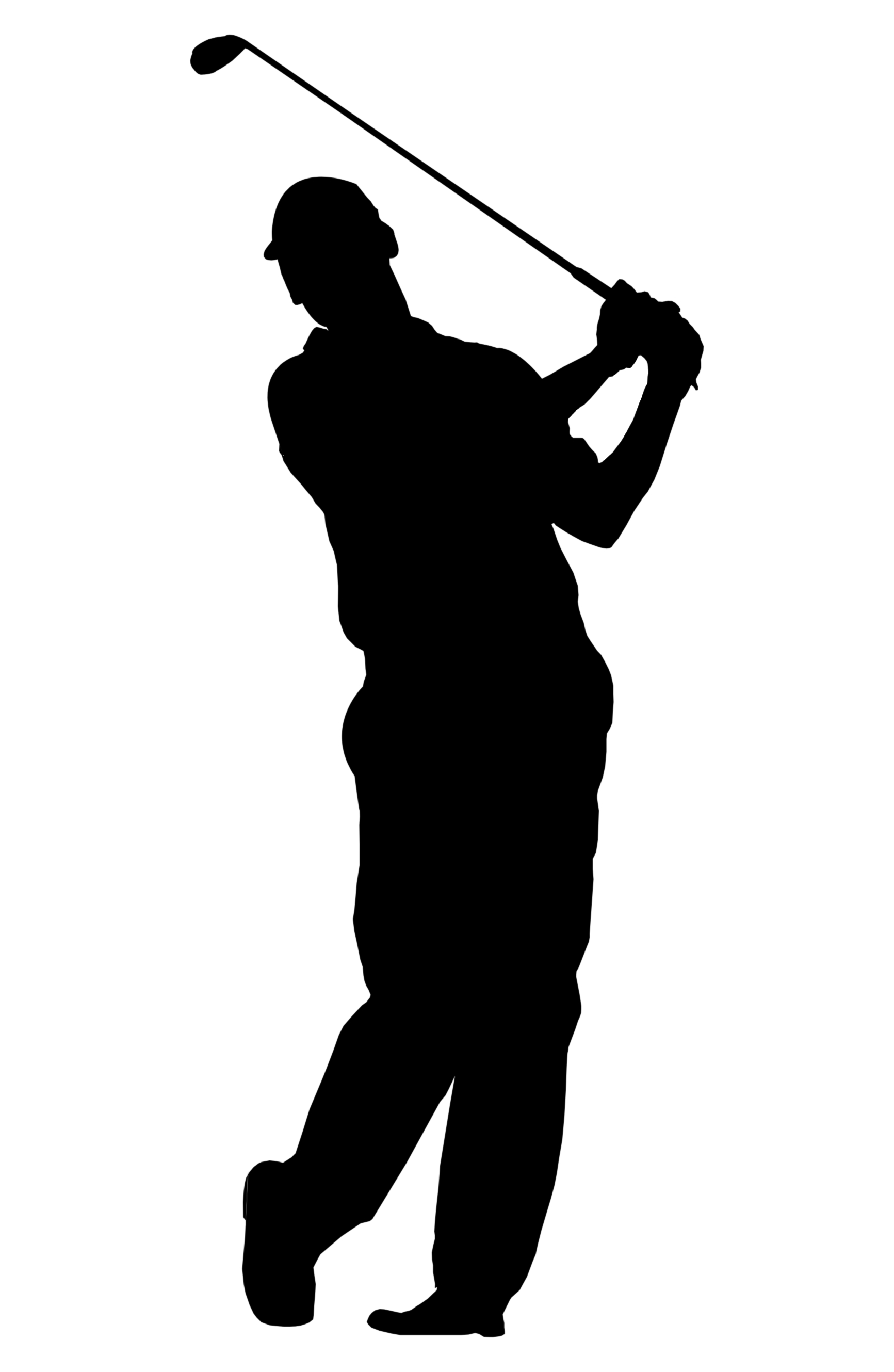 Golfer free golf clipart images graphics animated - ClipartPost picture library stock