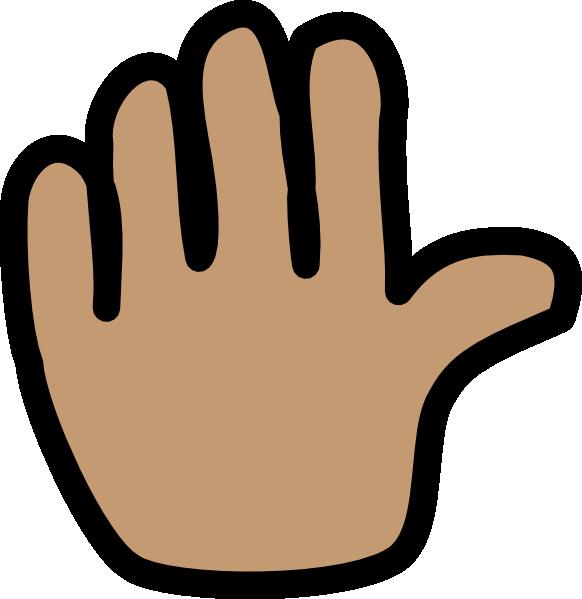 Goodbye hand clipart clip art download Hand Wave Clip Art at Clker.com - vector clip art online, royalty ... clip art download