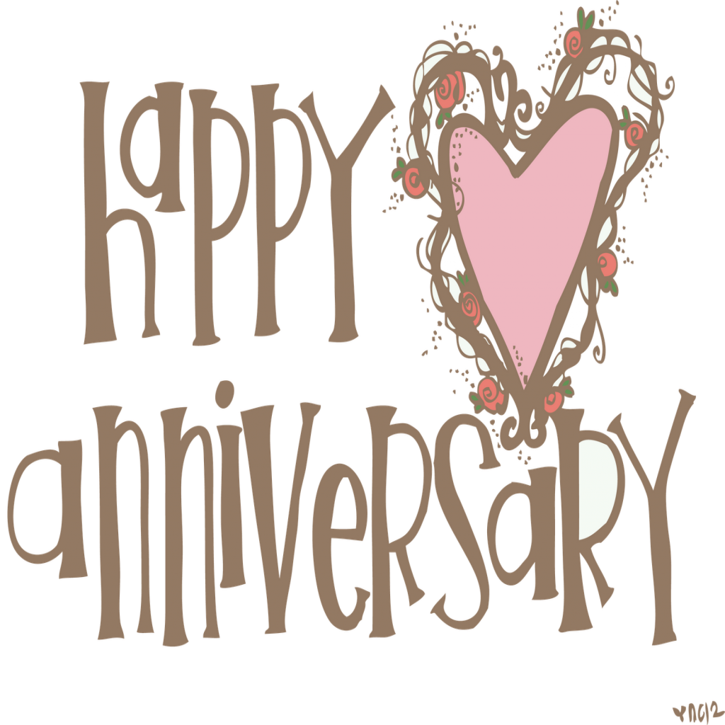 Happy anniversary clipart images clip freeuse stock Lovely Free Happy Anniversary Clip Art Pictures Clipartix ... clip freeuse stock