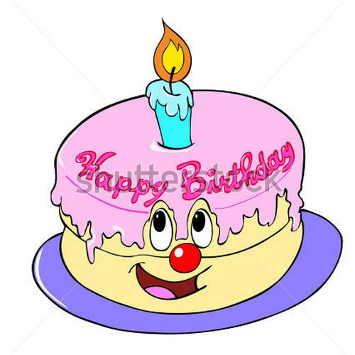 Animated happy birthday cake clip art png stock Animated happy birthday cake clip art - ClipartFest png stock