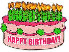 Animated happy birthday cake clip art royalty free Animated Birthday Clip Art & Animated Birthday Clip Art Clip Art ... royalty free