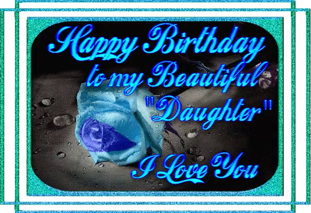 Animated happy birthday daughter clipart png royalty free Happy Birthday Daughter GIFs | Tenor png royalty free
