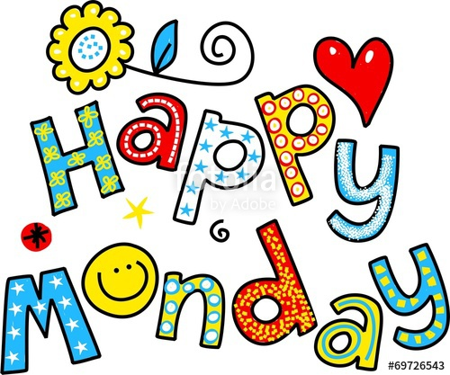 Animated happy monday clipart clip freeuse download Monday Clipart Group with 88+ items clip freeuse download