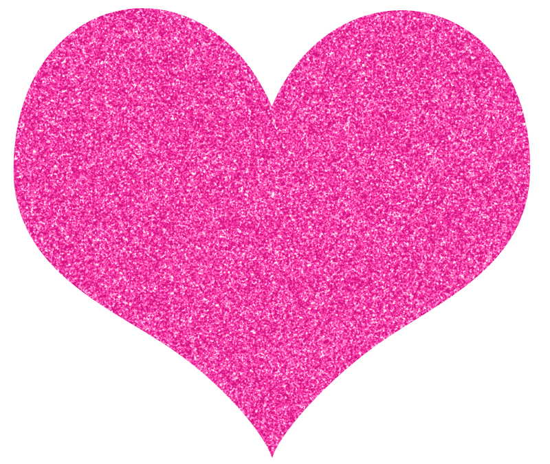 Pinkhearts clipart picture royalty free stock Pink sparkly heart | ... Clipart Tagged free heart clipart , Freebie ... picture royalty free stock