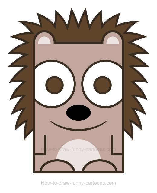 Animated hedgehog clipart png library download Hedgehog Clipart png library download
