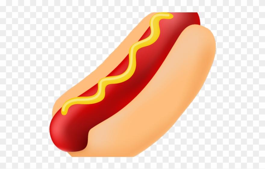 Hot dog cartoon clipart clip art royalty free library Hot Dogs Clipart Fast Food - Cartoon Hot Dog Clipart - Png Download ... clip art royalty free library