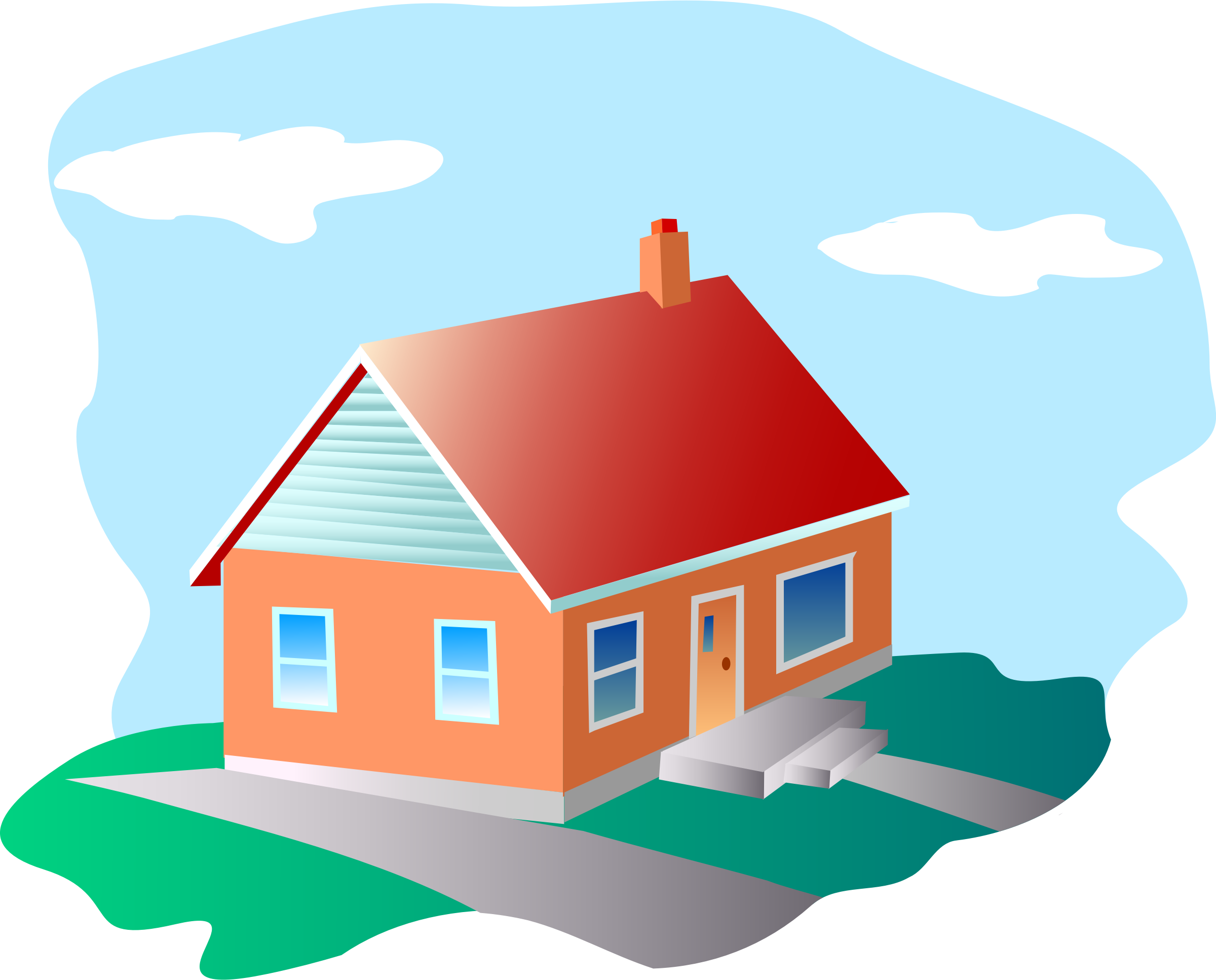 Animated house clipart clip art free 28+ Collection of House And Lot Clipart | High quality, free ... clip art free