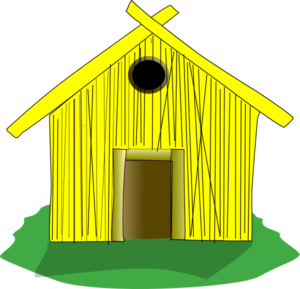 Animated house clipart clipart library download animated house clipart straw house hi - Clip Art. Net clipart library download