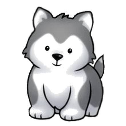 Animated husky clipart jpg library library Collection of Husky clipart | Free download best Husky clipart on ... jpg library library