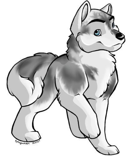 Animated husky clipart graphic freeuse download Free Husky Cliparts, Download Free Clip Art, Free Clip Art on ... graphic freeuse download