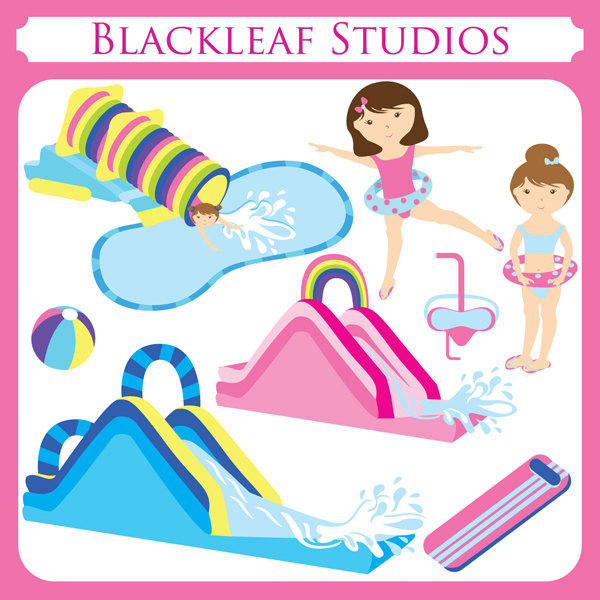 Animated inflatable waterslide clipart svg library library Free Inflatable Slide Cliparts, Download Free Clip Art, Free Clip ... svg library library