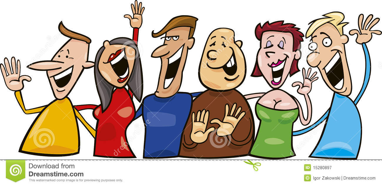 People clipartfest . Animated laughing clipart