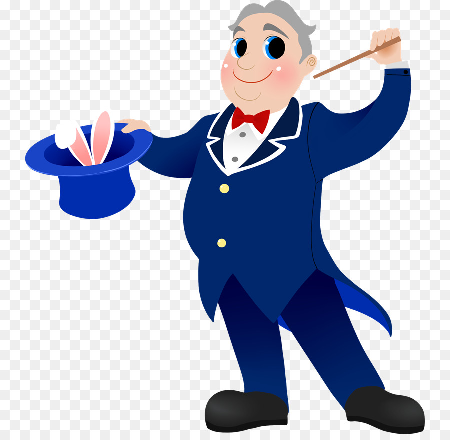 Animated magician clipart png library library Magician Thumb png download - 800*869 - Free Transparent Magician ... png library library