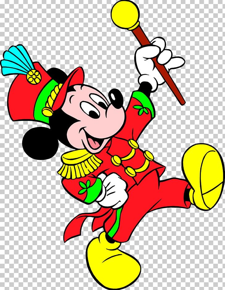 Animated marching band clipart clip royalty free stock Mickey Mouse Minnie Mouse Marching Band Musical Ensemble PNG ... clip royalty free stock