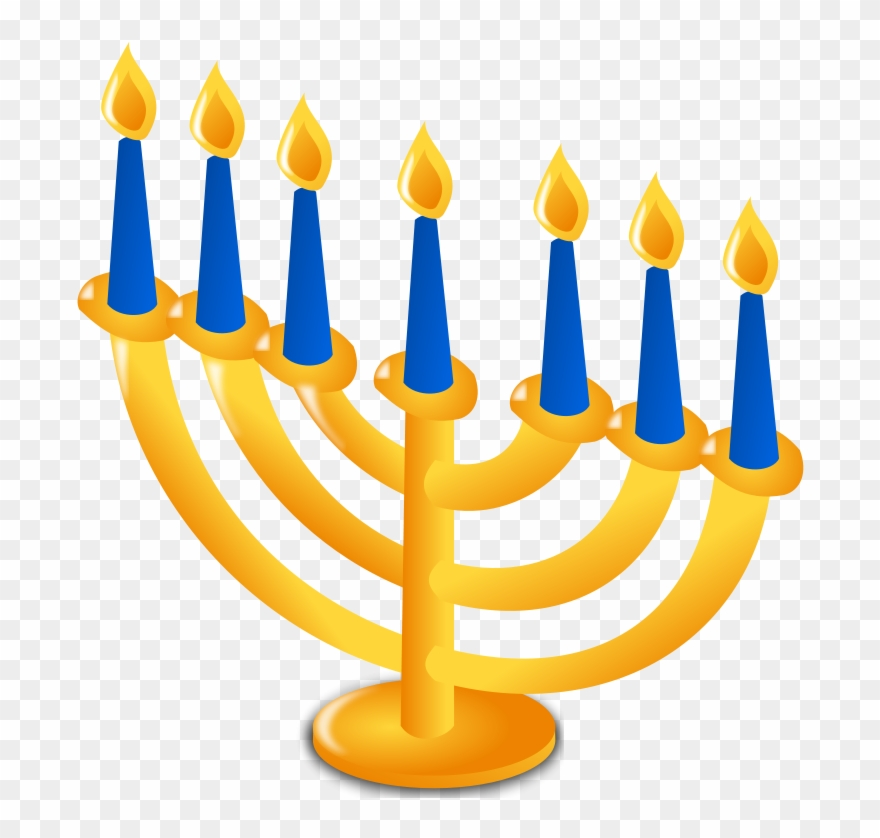 Animated menorah clipart svg stock Thank You Animated Clip Art - Hanukkah Menorah Clip Art - Png ... svg stock