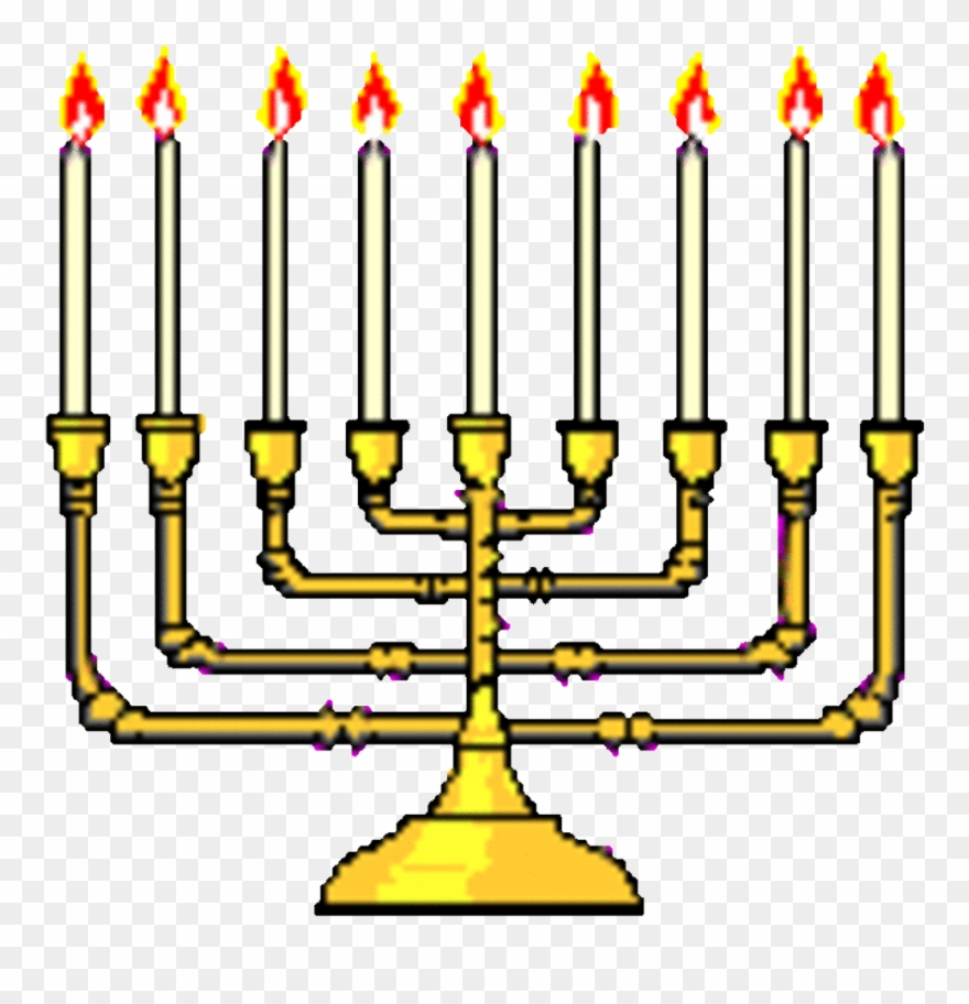 Animated menorah clipart free download Hanukkah Hanukkahstickers Freetoedit - Animated Menorah Clipart ... free download