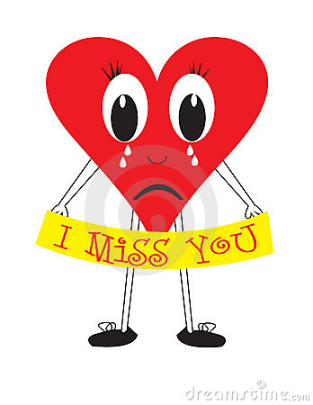 Missing you clipart picture black and white We Missed You Clipart | Free download best We Missed You Clipart on ... picture black and white
