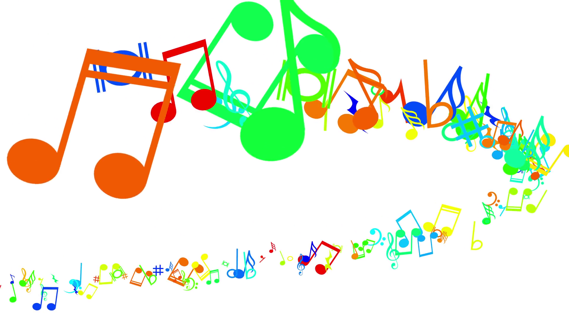 Animated music clipart svg free stock Animated music notes clipart 5 » Clipart Portal svg free stock