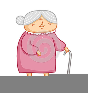 Animated old lady clipart graphic royalty free download Animated Old Lady Clipart | Free Images at Clker.com - vector clip ... graphic royalty free download