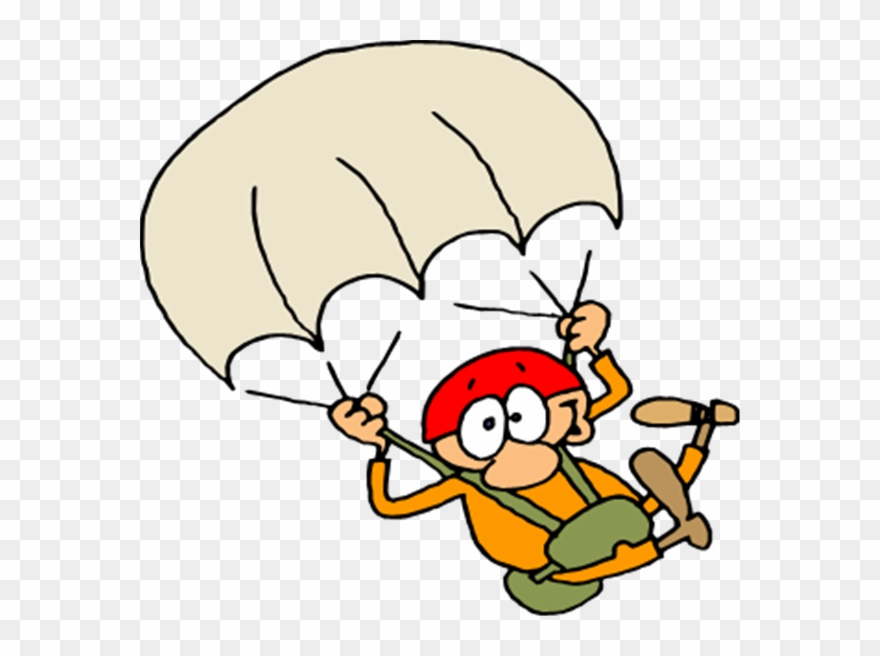 Animated parachute clipart clipart library library Parachute Pix - Parachuting Cartoon Clipart (#511115) - PinClipart clipart library library