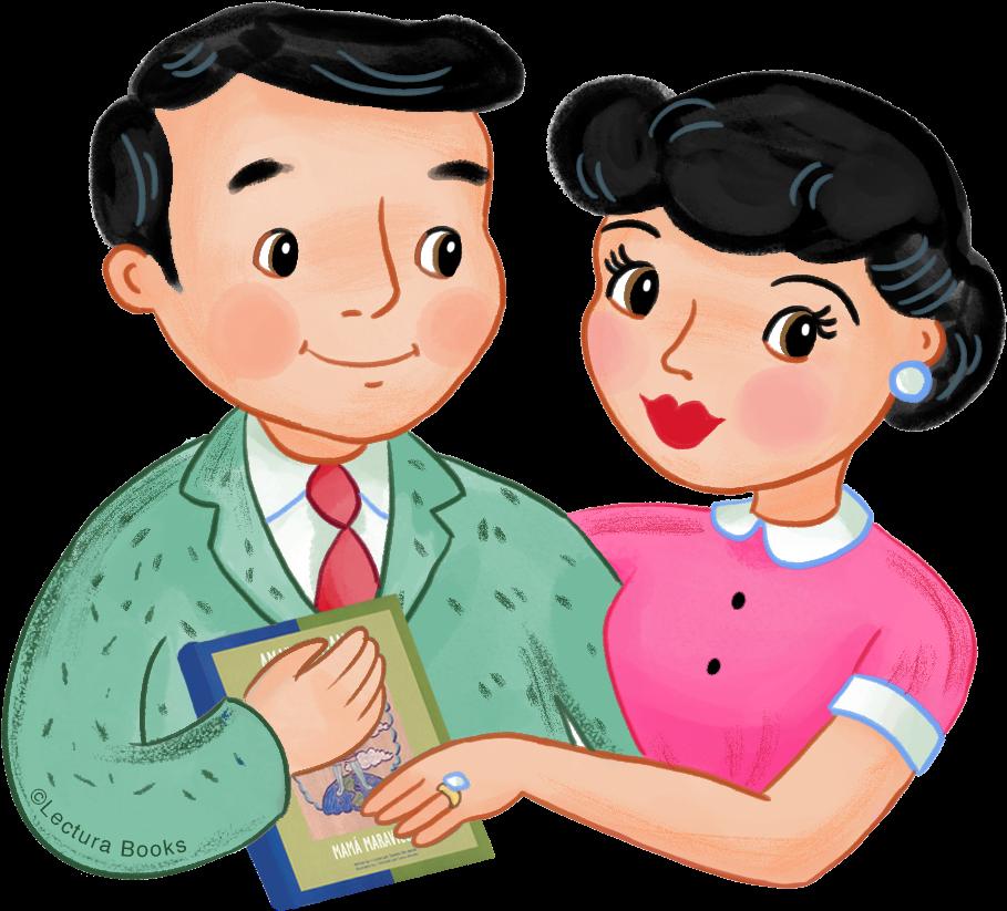 Animated parents clipart clip black and white HD Best Parent Involvement Programs - Cartoon Picture Of Parents ... clip black and white