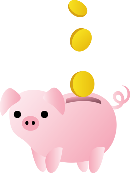 Clipartfest with coins free. Animated piggy bank clipart