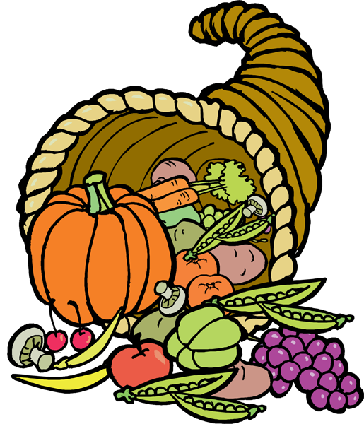 Pumpkin with leaves border clipart free image free Thanksgiving Pumpkin Clipart at GetDrawings.com | Free for personal ... image free