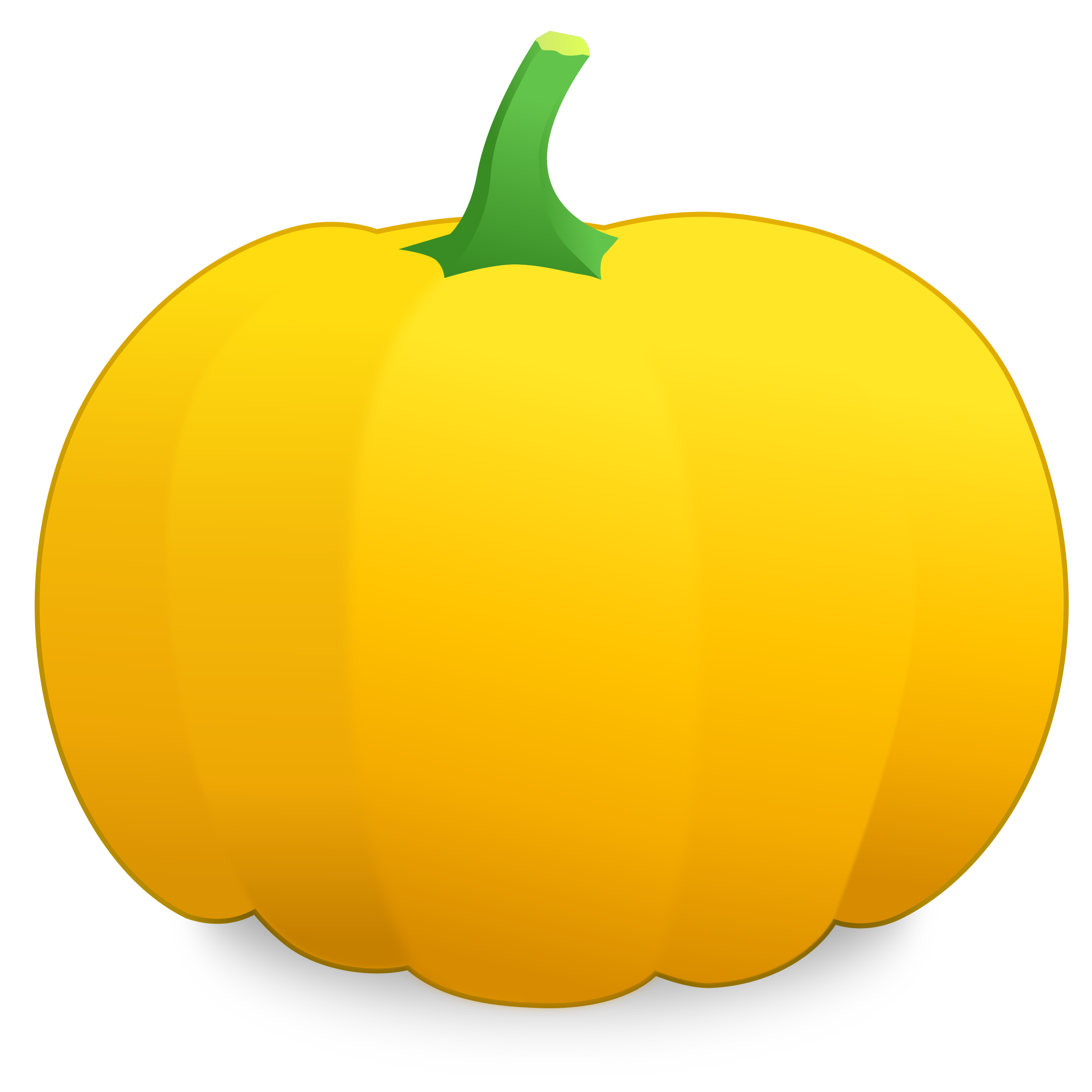 Free clipart of th big pumpkin picture stock Clipart - Pumpkin picture stock
