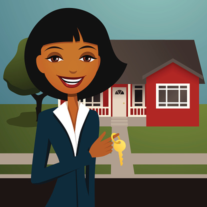 Animated real estate clipart. Transaction clip art free