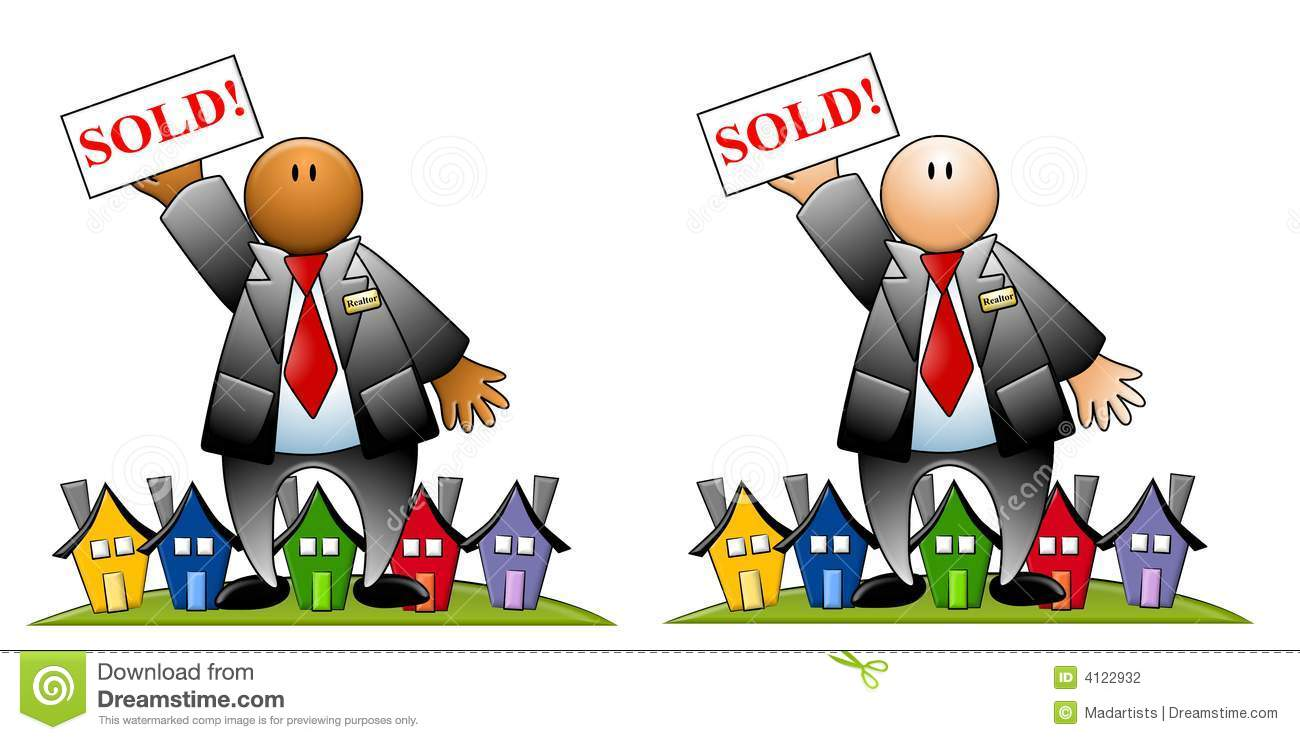 Animated real estate clipart. Agent clipartfest with sold