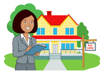 Free clip art pictures. Animated real estate clipart