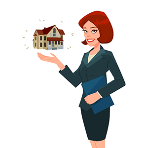 Animated real estate clipart clip freeuse Why real estate websites don't generate leads clip freeuse
