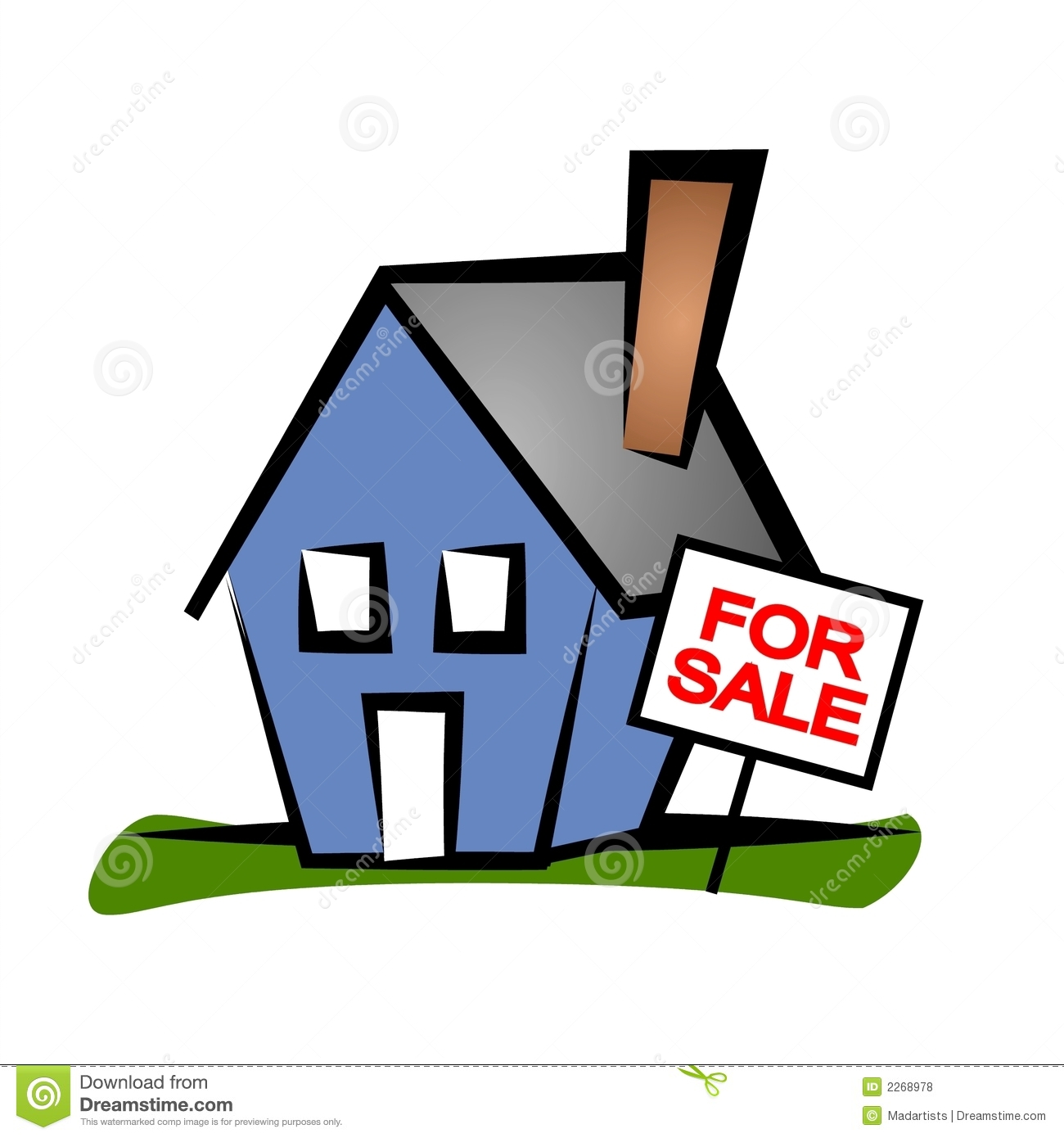 Animated real estate clipart clip art library library House Sale Clipart & House Sale Clip Art Images - ClipartALL.com clip art library library