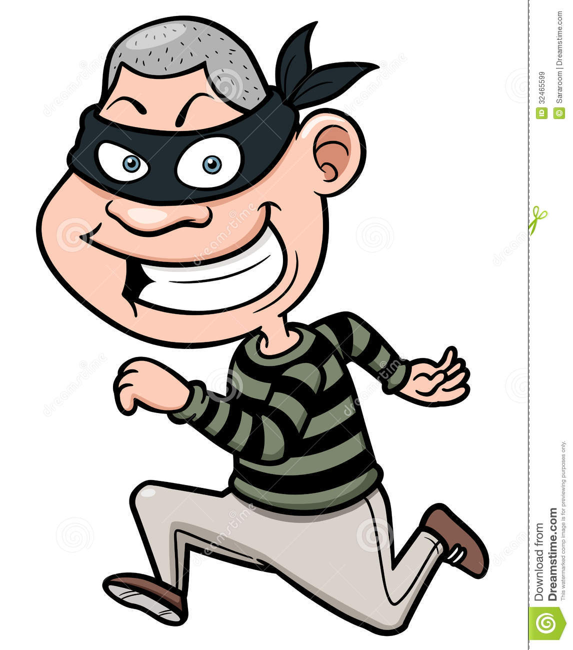 Animated robber clipart. Thief clipartfest s and