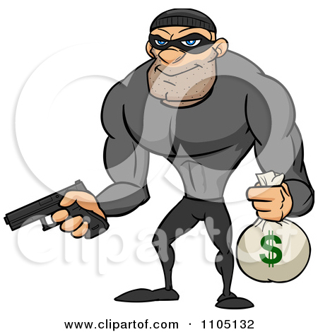 Clipartfest rf bank . Animated robber clipart
