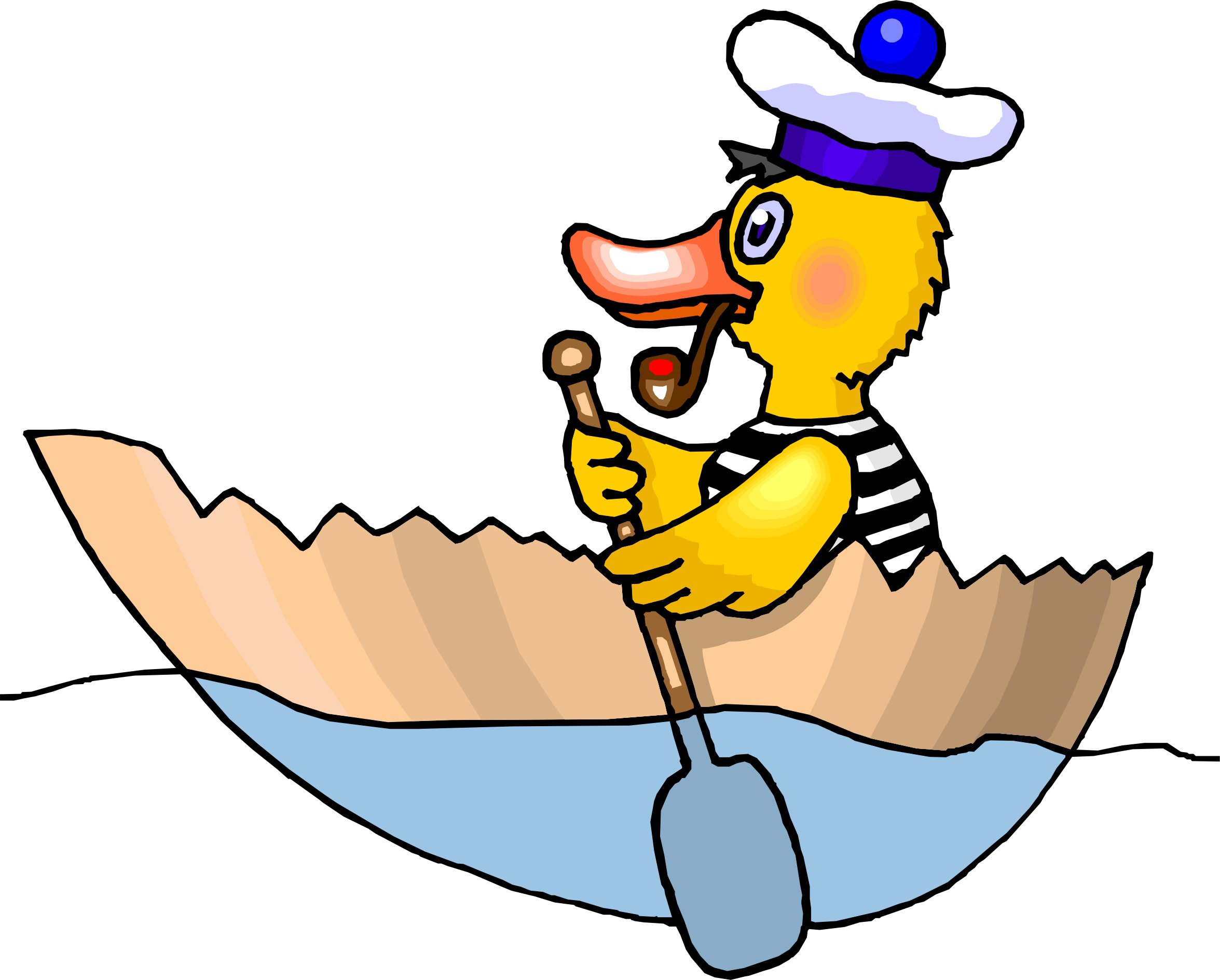 A best . Animated row boat clipart
