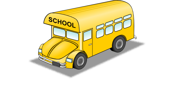 Animated school bus clipart jpg black and white stock Animated school bus clipart » Clipart Portal jpg black and white stock