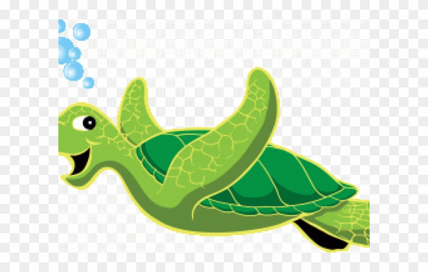 Animated sea turtle clipart svg library library Sea Turtle Clipart Cartoonsea - Green Sea Turtle Cartoon - Png ... svg library library