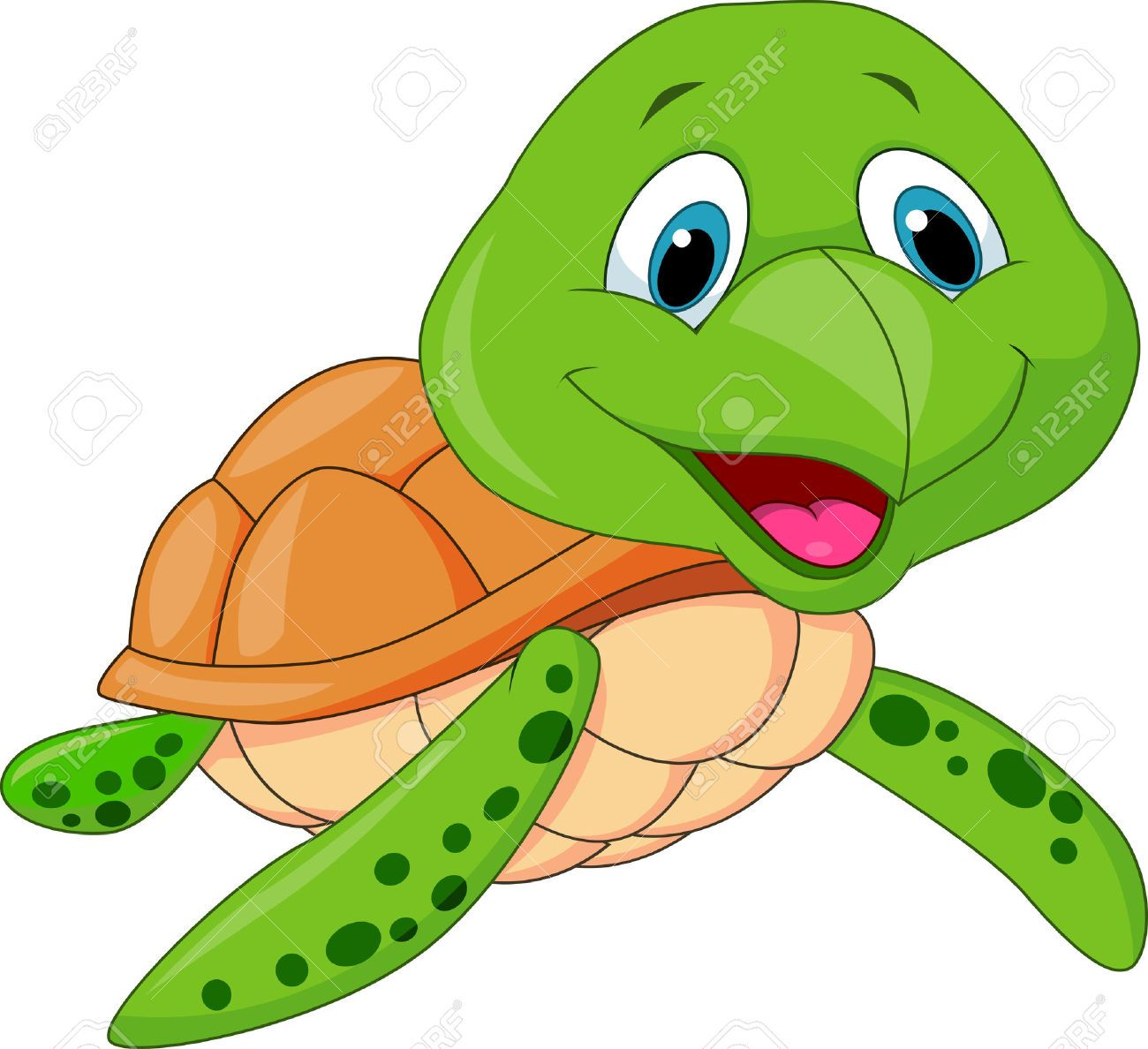 Animated sea turtle clipart graphic Cartoon turtle clipart - Clipart Collection | Hawaiian sea turtle ... graphic