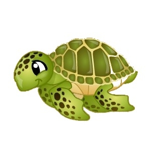 Animated sea turtle clipart freeuse Cartoon sea turtle clipart 4 clipartandscrap - Cliparting.com freeuse