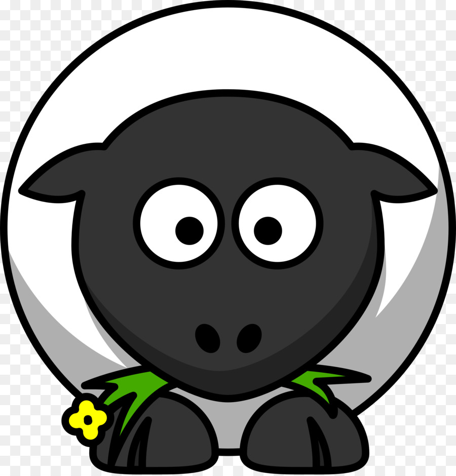 Animated sheep clipart picture library stock Cartoon Sheep clipart - Sheep, Goat, transparent clip art picture library stock